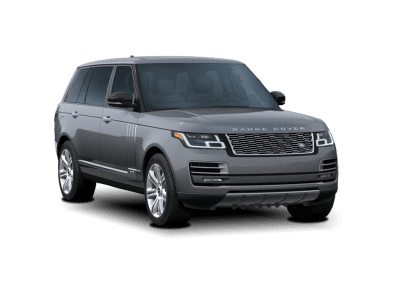 2018 Range Rover Body Color Grey