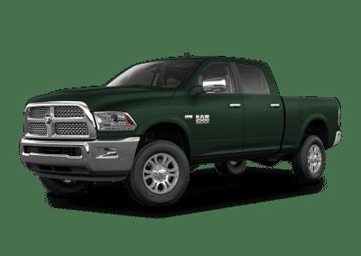 2018 Dodge Ram Dark Green