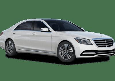 2018 Mercedes-Benz S Class Diamond White