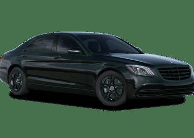 2018 Mercedes-Benz S Class Emerald Green Wheels and Trim