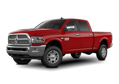 2018 Dodge Ram Body Color Flame Red