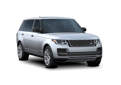2018 Range Rover Indus Silver Wheels and Trim