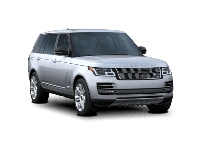 2018 Range Rover Body Color Indus Silver
