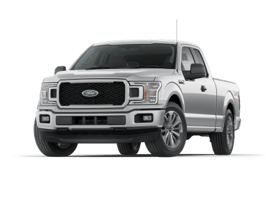 2018 Ford F150 Body Color Ingot Silver
