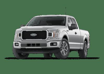 2018 Ford F150 Ingot Silver