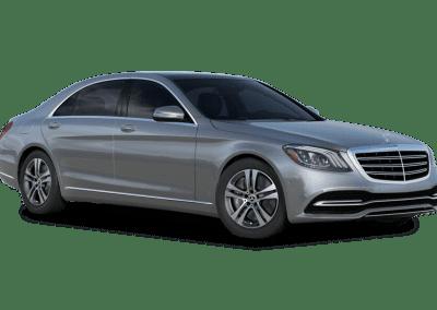 2018 Mercedes-Benz S Class Iridium Silver