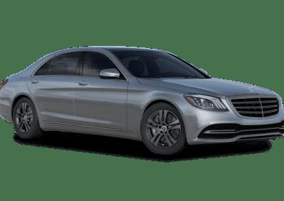 2018 Mercedes-Benz S Class Iridium Silver Wheels and Trim