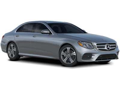 2018 Mercedes-Benz E Class Iridium Silver