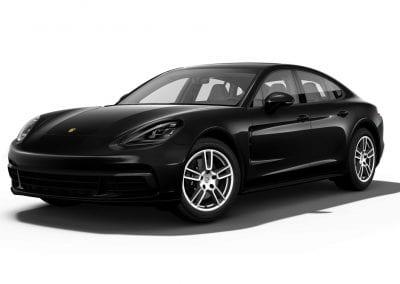 2018 Porsche Panamera Jet Black