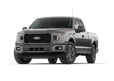 2018 Ford F150 Lead Foot Wheels and Trim