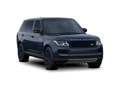 2018 Range Rover Loire Blue Wheels and Trim