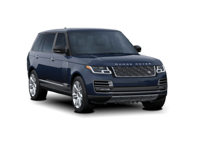 2018 Range Rover Body Color Loire Blue