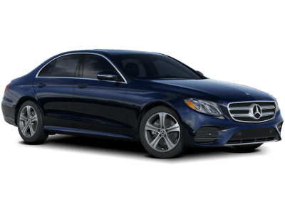 2018 Mercedes-Benz E Class Body Color Luna Blue