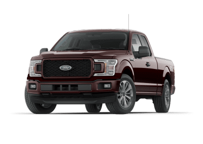 2018 Ford F150 Magma Red