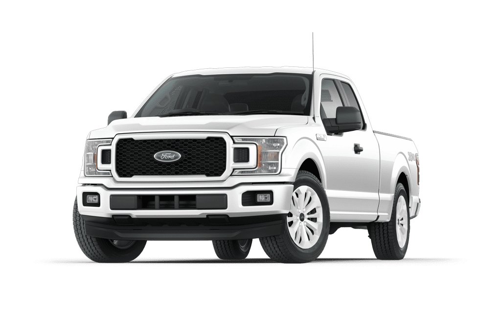 2018 Ford F150 with Same Body Accents and Wheels