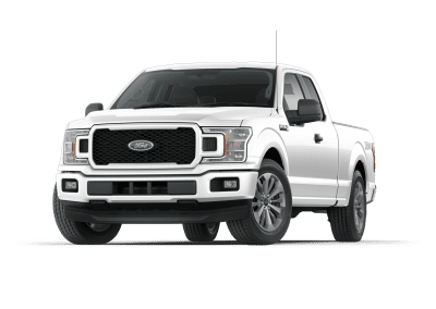 2018 Ford F150 Oxford White