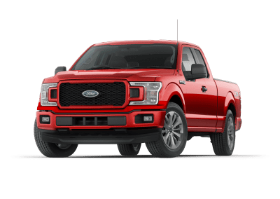 2018 Ford F150 Race Red