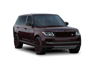 2018 Range Rover Rossello Red Wheels and Trim