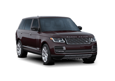 2018 Range Rover Rossello Red