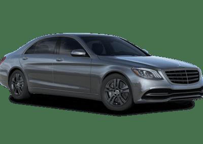 2018 Mercedes-Benz S Class Selenite Grey Wheels and Trim