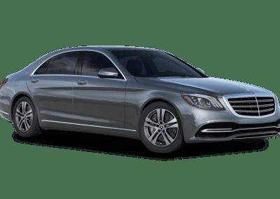 2018 Mercedes-Benz S Class Selenite Grey
