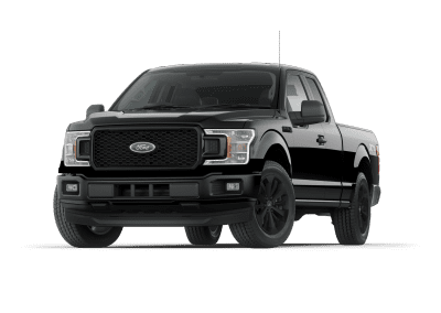 2018 Ford F150 Shadow Black Wheels and Trim