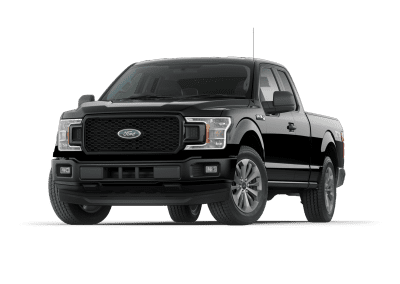 2018 Ford F150 Shadow Black