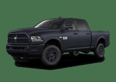 2018 Dodge Ram Steel Metalic Wheels and Trim