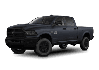 2018 Dodge Ram Steel Metalic with Black Wheels and Trim