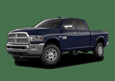 2018 Dodge Ram True Blue
