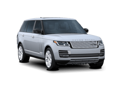 2018 Range Rover White Wheels and Trim