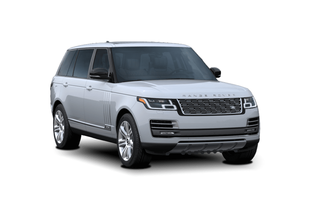 2018 Range Rover Body Color White
