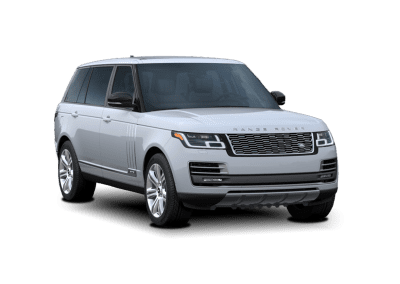 2018 Range Rover Body Color White