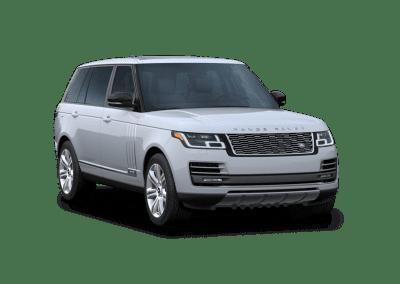 2018 Range Rover White